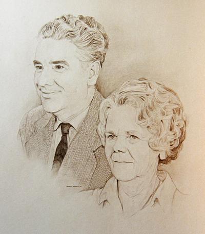 Jeroen Verhoeff Illustraties Portretten