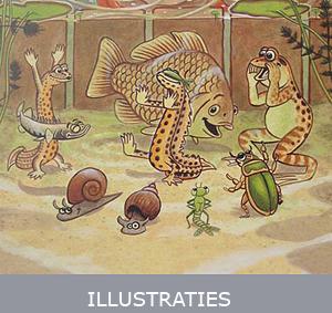 Jeroen Verhoeff Illustraties