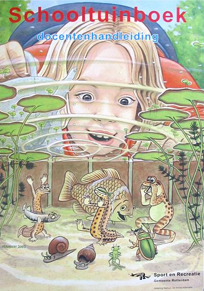 Jeroen Verhoeff Illustraties Natuurles